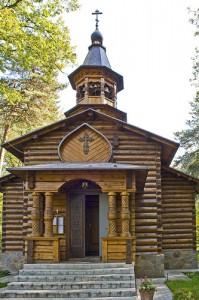 Успенский храм с. Петрово-Дальнее